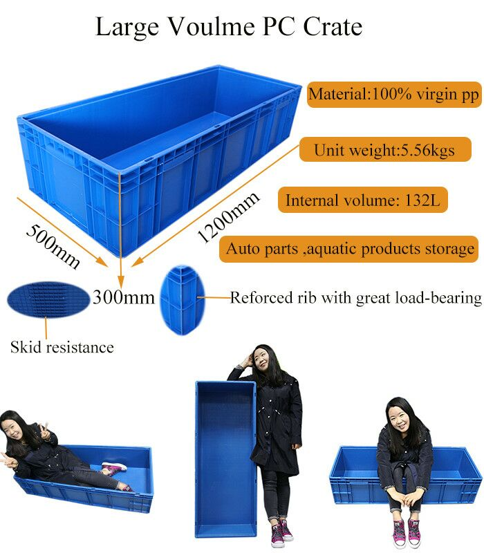 plastic crates suppliers